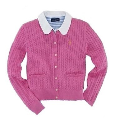 Ralph Lauren Suéter/blusão/casaco/cardigan Infantil