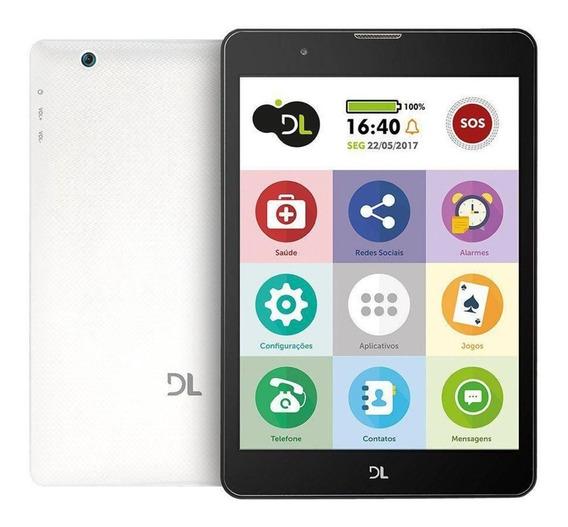 Tablet Dl Tabfacil 3g 7.85p 8gb 1gbram