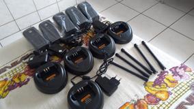 Kit 10 Radios Mototola Ep 450 Completo Revisado Vhf
