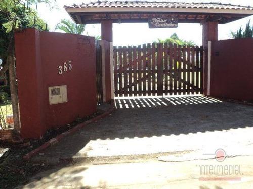 Chácara Com 7 Dormitórios À Venda, 5000 M² Por R$ 1.300.000,00 - Fazenda Castelo - Boituva/sp - Ch0525