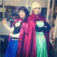 Show De Soy Luna Frozen Moana Descendientes Princesas