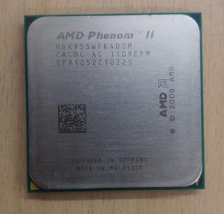 Amd Phenom Ii X4 955 | 4 Nucleos | 3.2 Ghz | Am2+ Am3 / 95 W