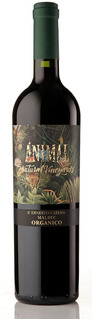 Vino Animal Malbec Organico 2018 X 750ml. Caja X6