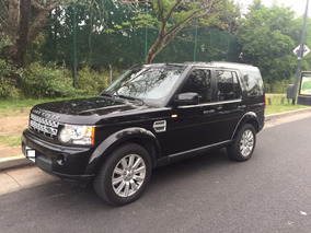 Land Rover Discovery 3.0 4 Sdv6 Hse