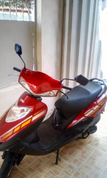 Moto Md Casi Nueva