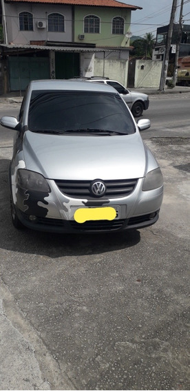 Volkswagen Fox Surinse 2010
