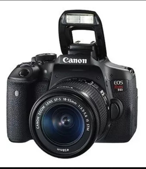 Canon T6i Eos Rebel