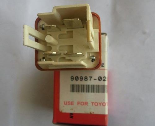 Rele Relay 90987-02006 Toyota 4 Patas Multifuncional