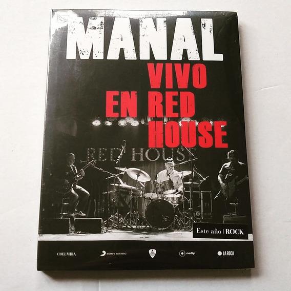 Manal Vivo En Red House Dvd