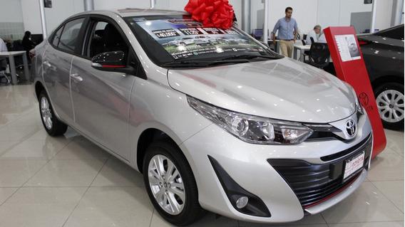 Toyota Yaris Sedan 1.5 L Cvt 2020