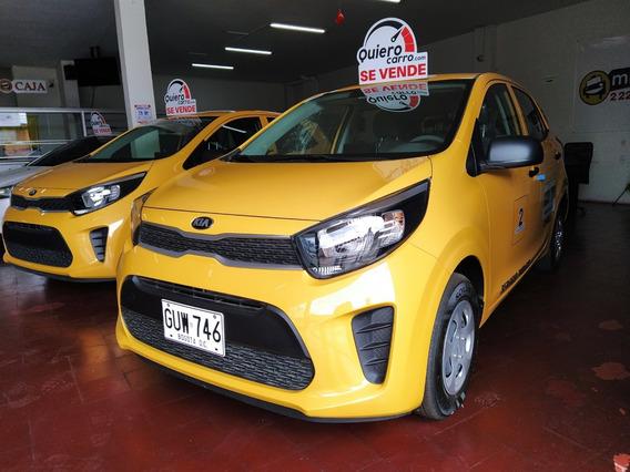 Taxi Kia Picanto 0 Km Mod. 2020 En Bogotá