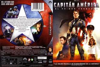Capitan America: El Primer Vengador Dvd O