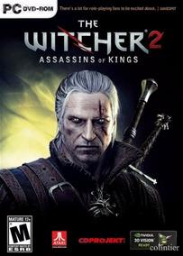 The Witcher 2 Enhanced Edition (mídia Física) Frete Gratis
