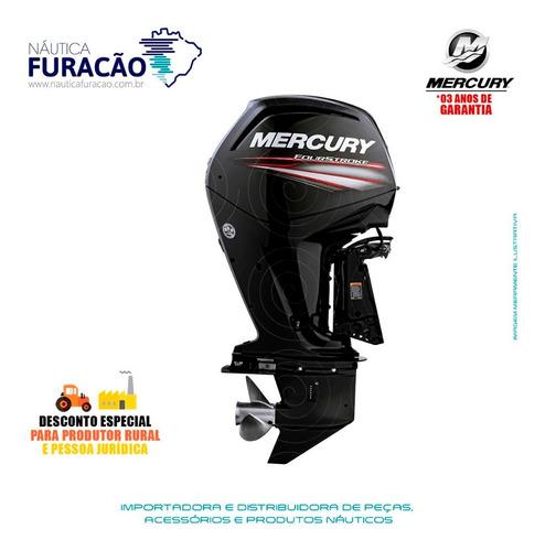 Motor De Popa Mercury 4 Tempos 115hp Exlpt Efi Ct