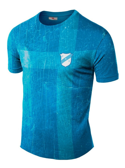 Remera Slim Fit Club Atlético Temperley Ranwey Fr086