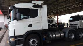 Scania 124 G 380 Ano 08\09 Trucada Tel 31994054219