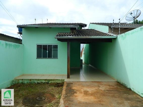Aluguel Casa 2 Quartos 1 Vaga Quintal - 5207
