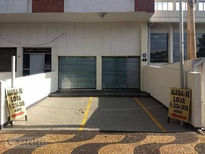 Salão Para Alugar, 250 M² Por R$ 5.000/mês - Jardim Chapadão - Campinas/sp - Sl0330
