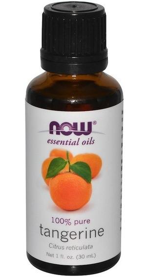 Aceite Esencial Mandarina 100% Puro 30 Ml Certificado