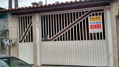 Casa Com 2 Dorms, Jardim Suzanópolis, Suzano - R$ 290.000,00, 0m² - Codigo: 8 - V8