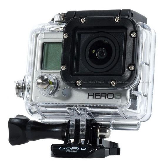 Câmera Gopro Hero 3 Com Acessórios