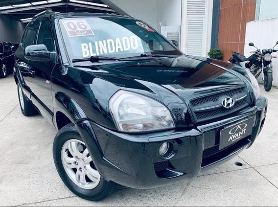 Hyundai Tucson Gls 2.7 V6 24v (aut) Gasolina Automático