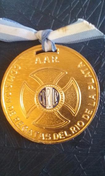 Medalla Comision De Regatas Del Rio De La Plata Aar