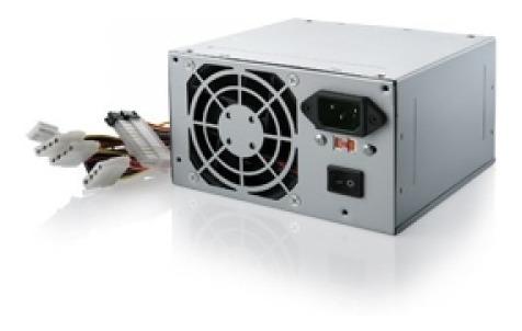 Fonte Atx 300w Qbex / 2*sata Para Pc Desktop