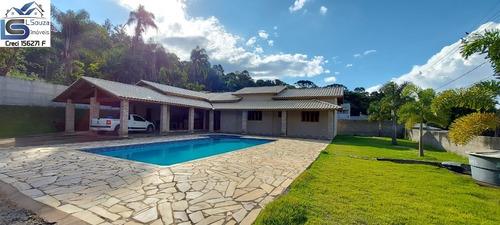 Lindíssima Chácara Localizada Em Pinhalzinho, Interior De São Paulo; - 1138 - 69211049
