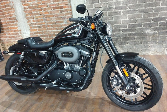 Harley Davidson Sportster 1200 Roadster 2019 Abs Como Nueva