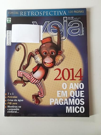 Revista Veja Edição 2406 De 31 De Dezembro De 2014