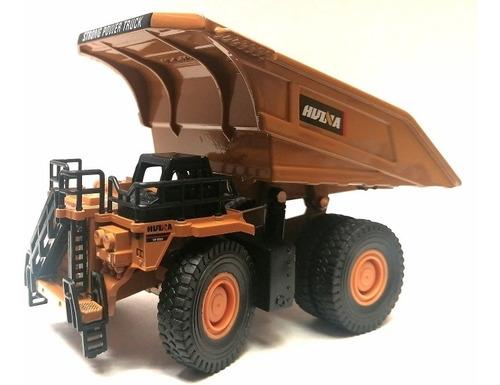Volqueta Minera De Colección A Escala Camión Minero Retroexc
