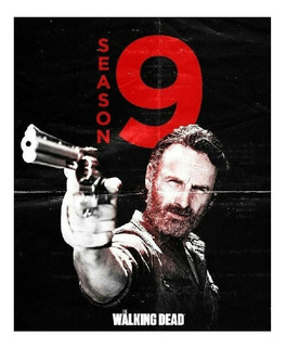 The Walking Dead - Temporada 9 - Dvd