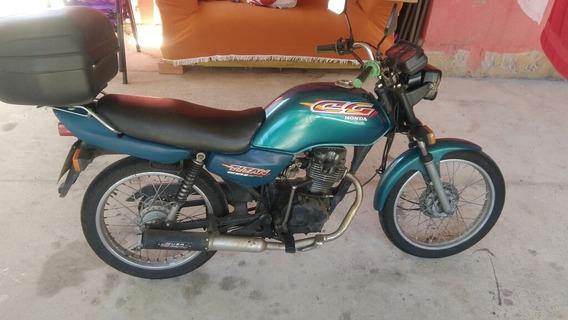 Honda Cg Titam