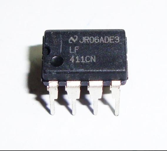 Circuito Integrado Lf411cn - Lf 411 Cn Dip8-(gv-04)