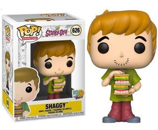 Funko Pop Shaggy Scooby Doo 50 Aniversario # 626 * Local