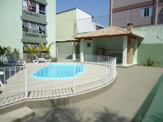 Apartamento Mobiliado Com 2 Dormitórios Para Alugar, 48 M² Por R$ 700/mês - Jardim Satélite - São José Dos Campos/sp - Ap0864