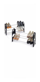 Rack Para Zapatos Duo Betterware Separable Apilable