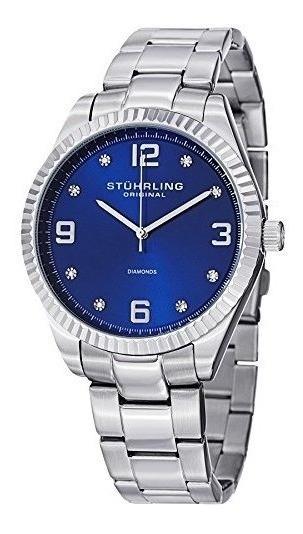 Relojes De Pulsera Para Hombre 607g.03 Stuhrling Original