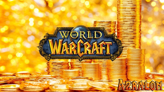 100k Gold/ouro World Of Warcraft Azralon - Horda