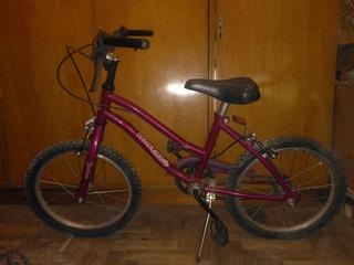 Excelente Bicicleta Rodado 16