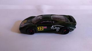 Hot Wheels Jaguar Xj220 (loose) Speed Machines Maxx88