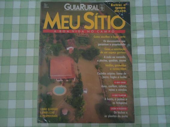 Revista Meu Sítio Guia Rural Volume 1 E 2