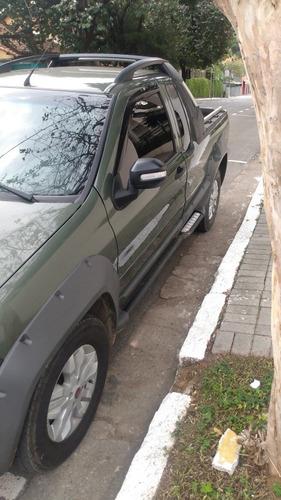 Imagem 1 de 5 de Fiat Strada 2013 1.8 16v Adventure Ce Flex 2p