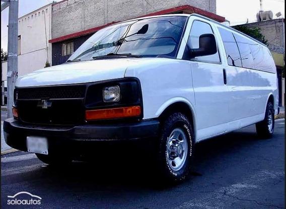 Chevrolet Express 6.0l Ls 15 Pas 2013