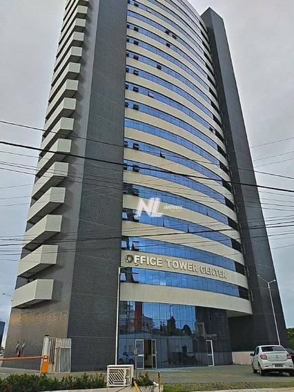 Sala Para Alugar, 25 M² Por R$ 1.600,00/mês - Candelária - Natal/rn - Sa0045