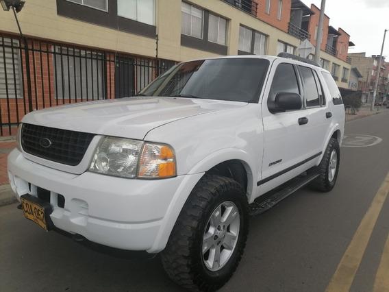 Ford Explorer Xlt Aut 2005