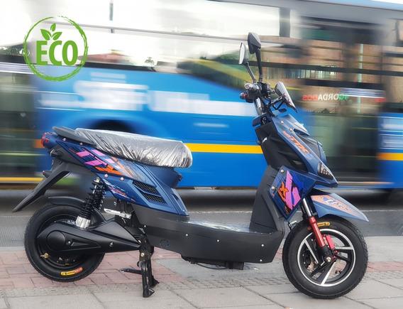Nuevas!!! Moto Scooter Eléctrica Super Sport 1000w