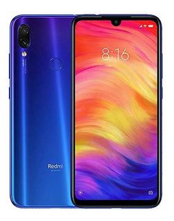 Celular, Xiaomi, Redmi Note 7, 4gb Ram, 64gb, Versão Global,