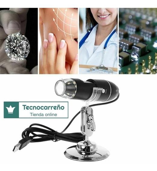 Microscopio Digital Usb 1000x Alta Calidad Compatib Android